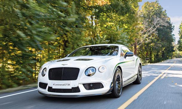 Bentley Continental GT3-R Sportwagen Gran Turismo Faszination