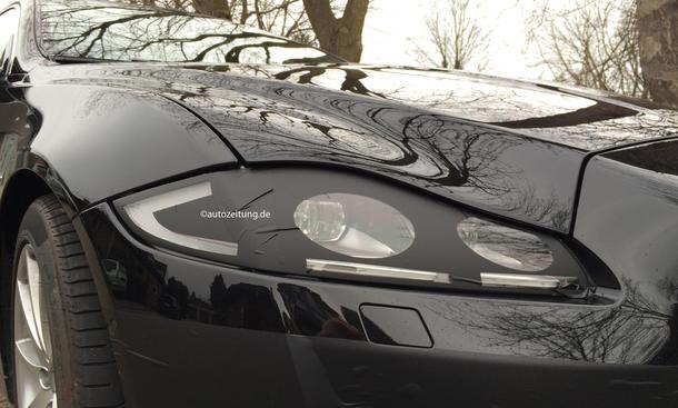 2015 - [Jaguar] XJ Restylée - Page 2 Erlkoenig-jaguar-xj-l-2015-facelift-5