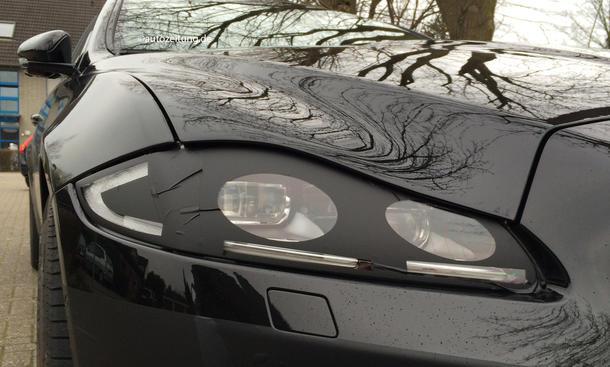 2015 - [Jaguar] XJ Restylée - Page 2 Erlkoenig-jaguar-xj-l-2015-facelift-6