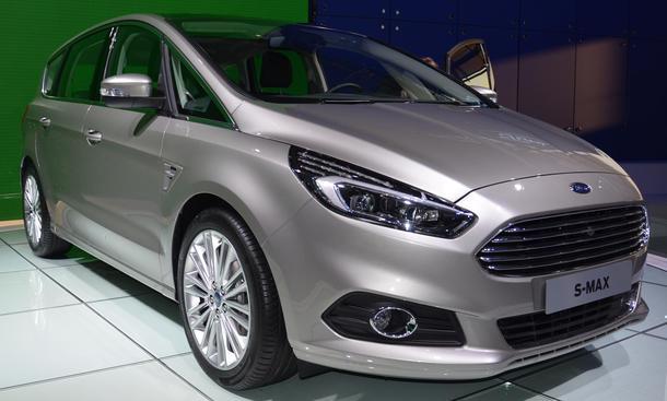 Ford S-Max 2015 Preis Familien-Van Preise Grundpreis