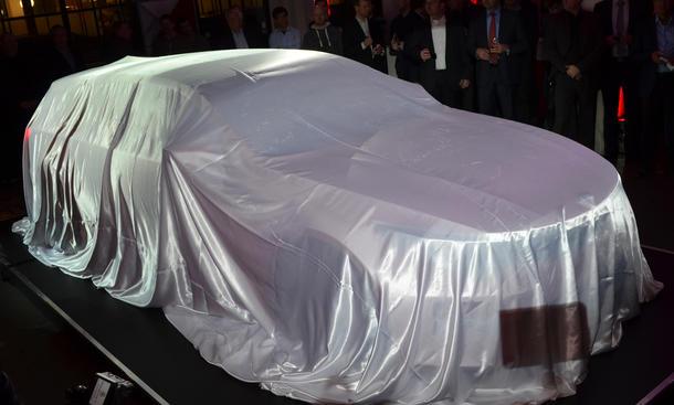 Kia Sportspace 2015 Genfer Autosalon Kombi-Studie Mittelklasse-Kombi Optima Combi Concept Car