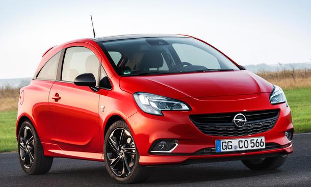 Opel Corsa 2015 1.4 Turbo Benziner Preis Dreitürer
