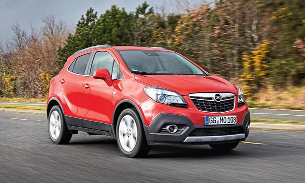 Opel Mokka 1.6 CDTI Fahrbericht