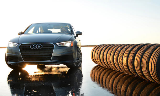 Sommerreifen-Test 2015 18 Zoll Reifen Vergleich Reifentest Vergleichstest Sportreifen