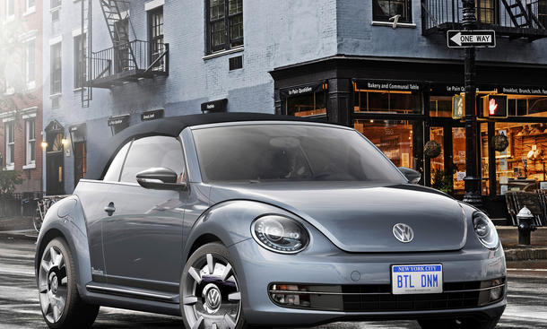 vw beetle 2015 new york auto show edition wave cabrio