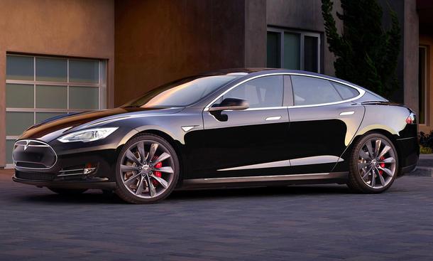 Tesla Model S 70D 2015 Preis Einstiegsmodell Allradantrieb