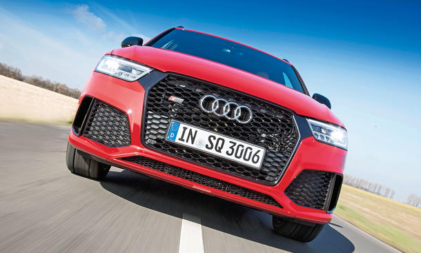 Audi RS Q3 Facelift (2015)