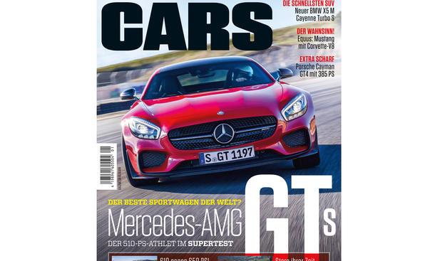 AUTO ZEITUNG SPORT&LUXURY CARS 01/2015 Vorschau