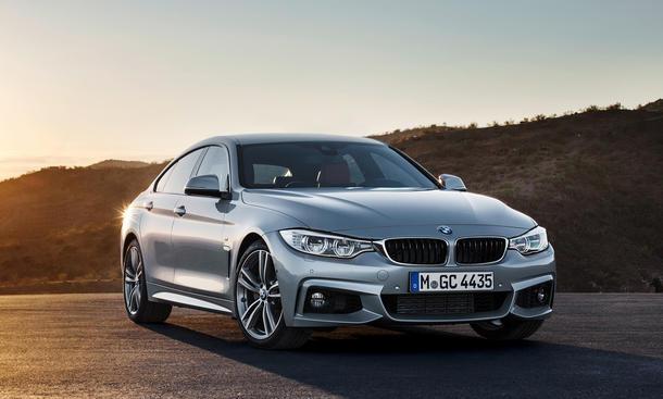 BMW 4er Rückruf 2015 Benzinpumpen USA Bosch