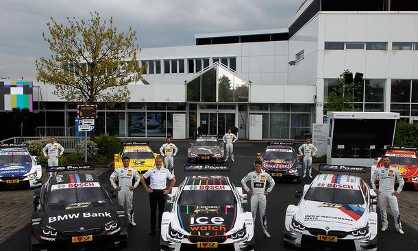 Video BMW Motorsport DTM 2015 Saison-Eröffnung Nürnberg