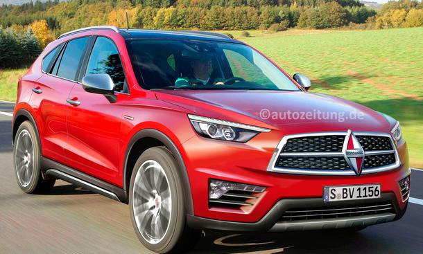 Borgward SUV Comeback Autobauer Bremen China