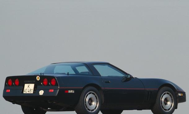 Chevrolet Corvette Vergleich Sportwagen Heck