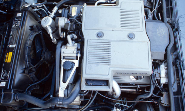 Chevrolet Corvette Vergleich Sportwagen