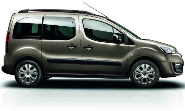 Citroën Berlingo Multispace Facelift 2015 Preis Hochdachkombi Neuheiten