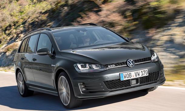Fahrbericht VW Golf GTD Variant 2015 Diesel Kombi 184 PS