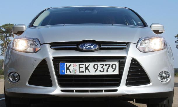 Ford Focus Gebrauchtwagen Erfahrungen Ratgeber Front Kaufberatung dritte Generation