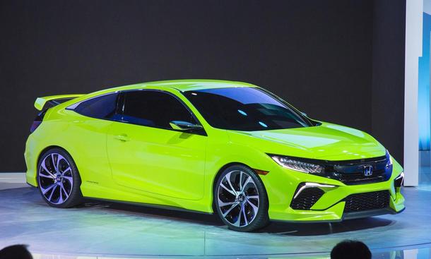 honda civic concept 2015 new york auto show studie neuheiten