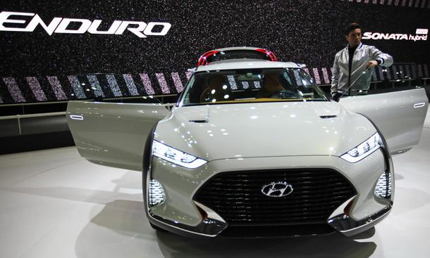 hyundai studie enduro cuv concept auto china 2015 schanghai