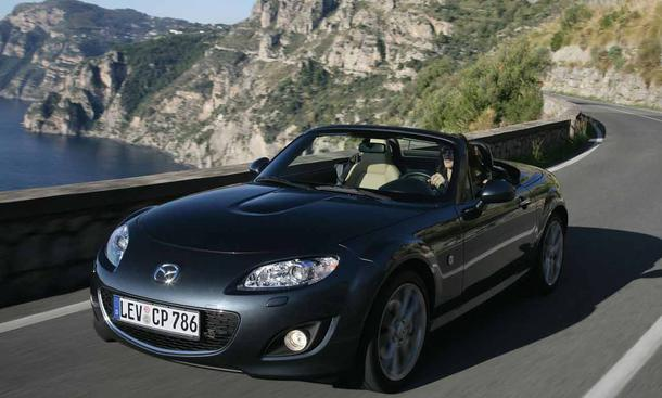 mazda mx 5 als gebrauchtwagen. Black Bedroom Furniture Sets. Home Design Ideas