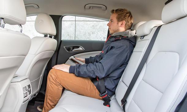 mercedes cla 220 cdi shooting brake test des lifestyle. Black Bedroom Furniture Sets. Home Design Ideas