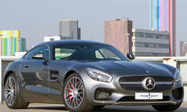 Posaidon Mercedes-AMG GT S Tuning Leistungssteigerung Supersportwagen