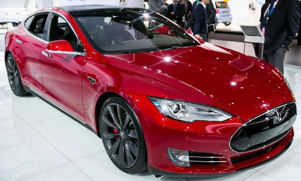 Tesla Verkaufszahlen 2015 1. Quartal Rekordabsatz