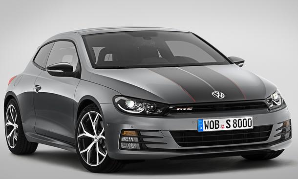 VW Scirocco GTS 2015 Preis 220 PS Sondermodell Kompaktsportler