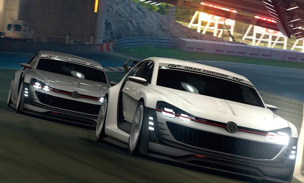 VW GTI Supersport Vision GT 2015 Power-Golf Gran Turismo 6