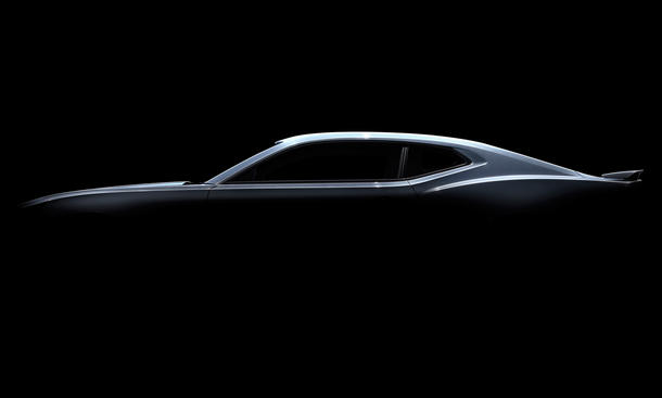 Chevrolet Camaro 2015 Neuheiten Muscle-Car Seitenansicht Bilder Sportcoupé Premiere Marktstart