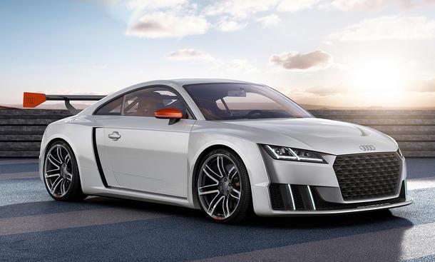 Audi Tt Clubsport Turbo Gti Treffen 2015 Autozeitung De