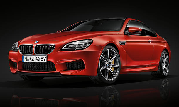 BMW M6 600 PS Competition Paket 2015