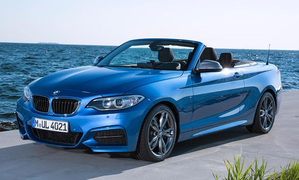 BMW Modellpflege 2015 Motoren 218d 118i 318d 418d 225d X5 xDrive25d sDrive25d