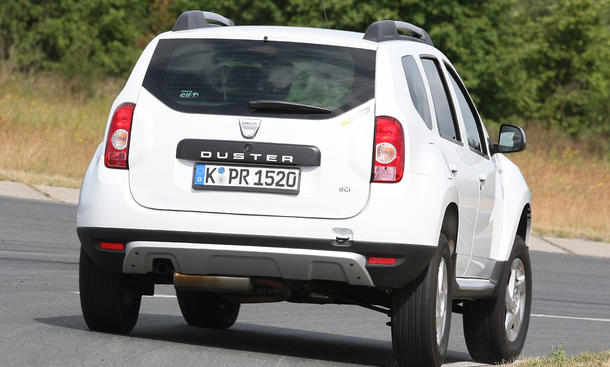 dacia duster suv mit renault technik im gebrauchtwagen check. Black Bedroom Furniture Sets. Home Design Ideas