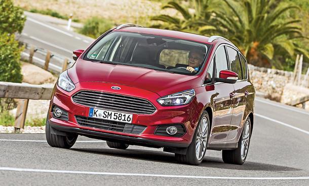 Ford S Max 2 0 Tdci K Lner Van Der Zweiten Generation Bild 2