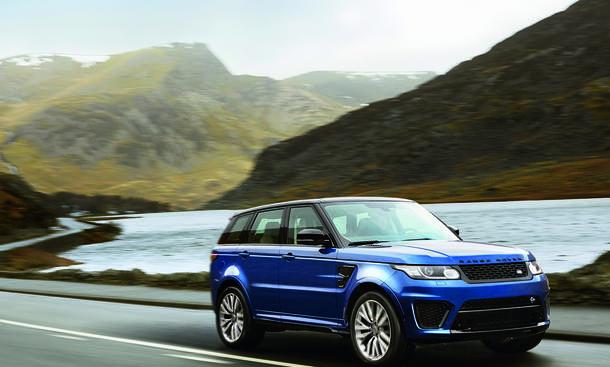Range Rover Sport SVR Preis Power-SUV Preise
