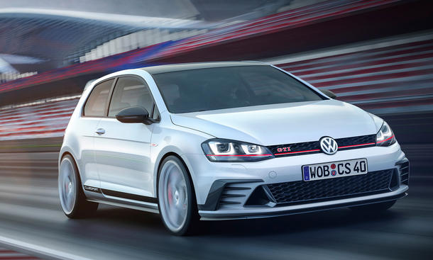 vw golf gti clubsport concept studie wörthersee 2015