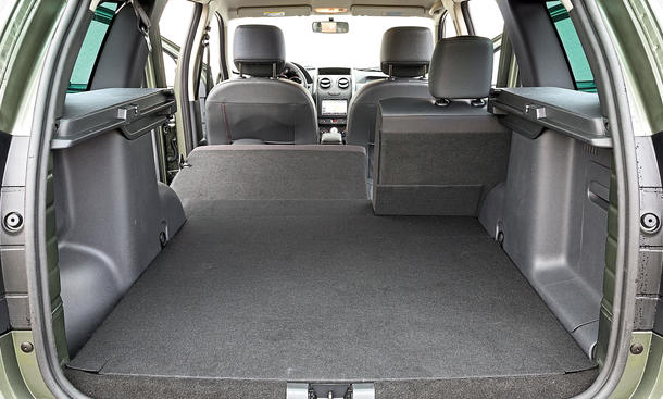 Dacia Duster Gunstige SUV Im Vergleich