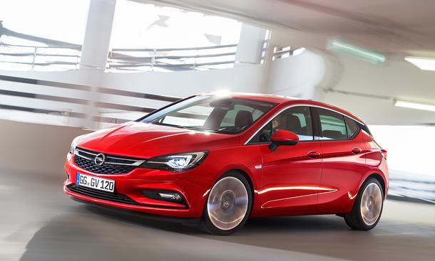 iaa 2015 Opel Astra K bilder infos technische daten