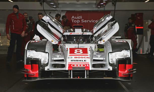 audi r18 e-tron quattro le mans 2015 lmp1 prototypen rennwagen hybride
