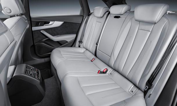 Audi A4 Avant 2015 B9 Kombi IAA Mittelklasse Premium
