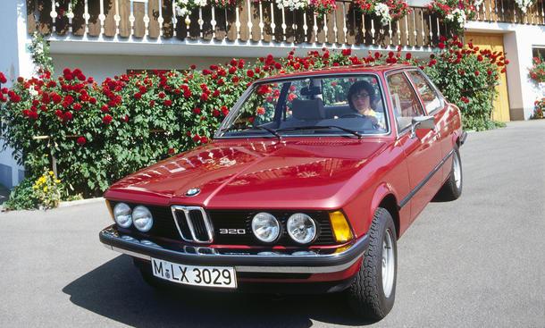 bmw 3er e21 mittelklasse 4 0jahre classic cars jubiläum