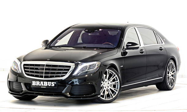 Brabus Maybach 2015 900 PS Tuning Luxusklasse V12 Luxuslimousine