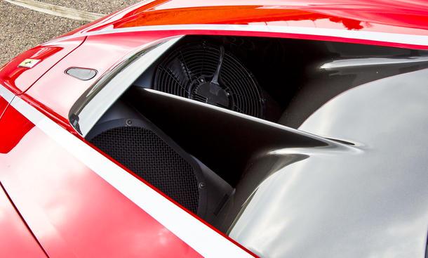 Ferrari FXX K: In der Rennversion des La Ferrari in Fiorano | Bild 6 ...