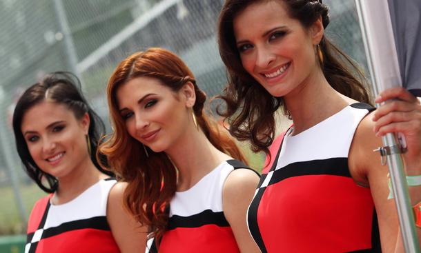 formel 1 grid girls kanada gp 2015 montreal schönheiten boxenluder motorsport girls