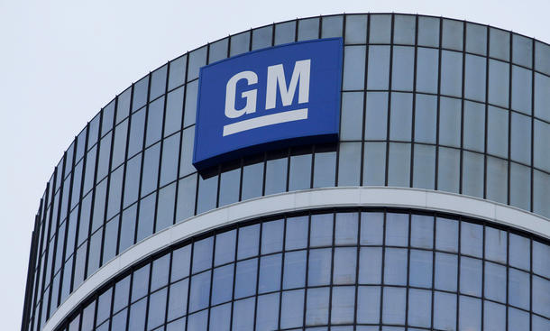 general motors logo defekte zündschlösser us-justizministerium