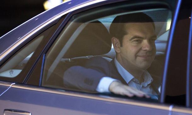 griechenland krise automarkt alexis tsipras entwicklung wirtschaft finanzen