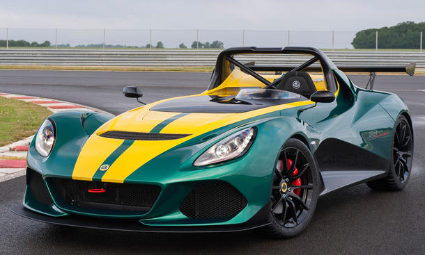 lotus 3 eleven goodwood festival of speed 2015 sportwagen rennversion