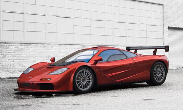 mclaren f1 1998 auktion sothebys geschwindigkeitsrekord supersportler moneterey versteigerung