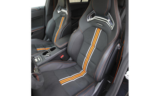 mercedes cla 45 amg shooting brake sportlicher lifestyle. Black Bedroom Furniture Sets. Home Design Ideas