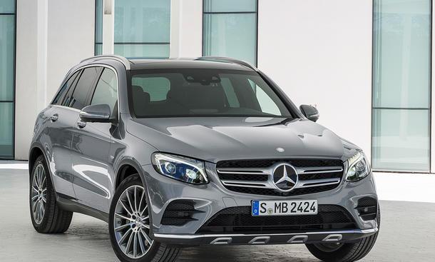 Mercedes GLC Preis Marktstart September 2015 Motoren Kompakt-SUV